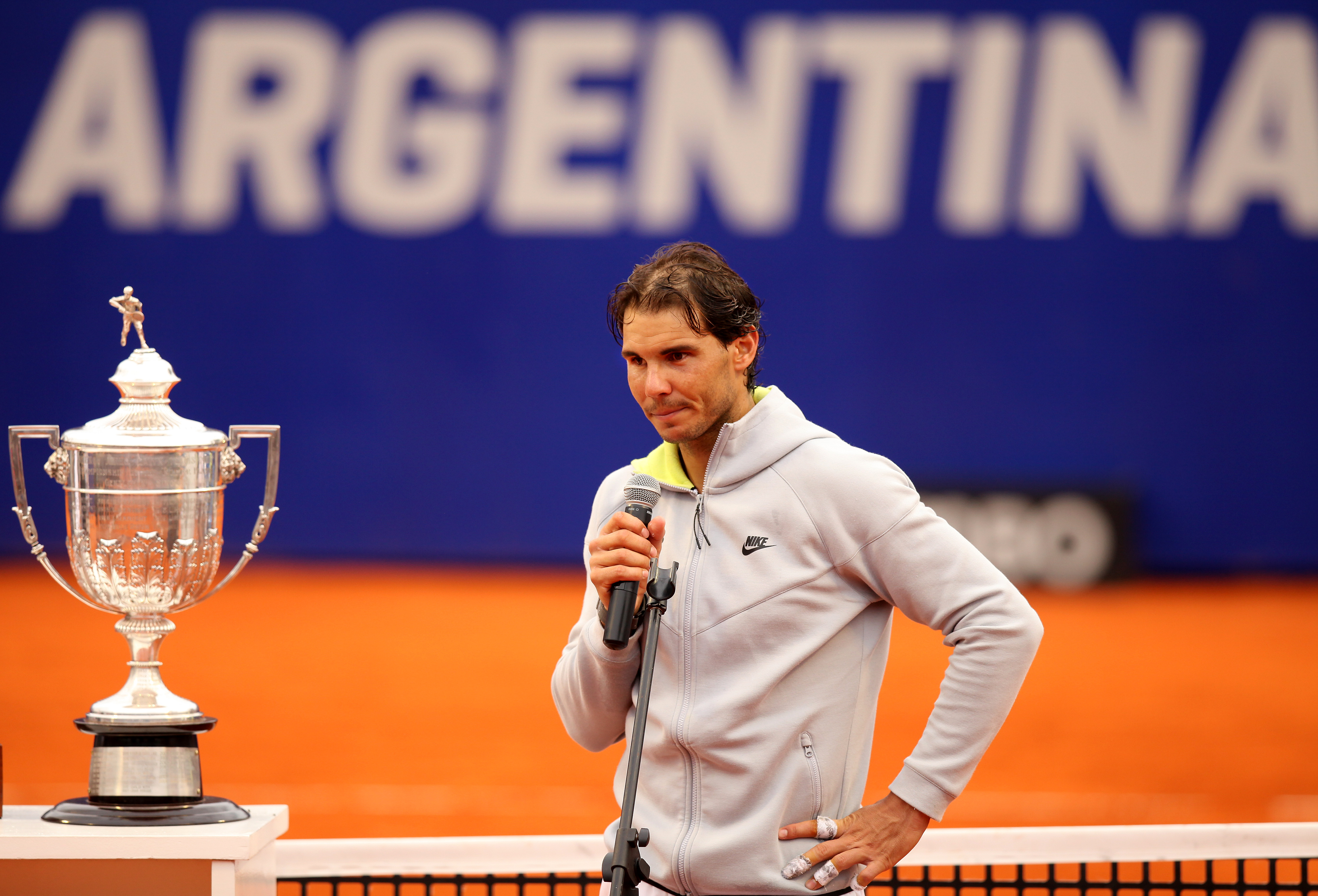 Foto: Prensa Argentina Open/Sergio Llamera