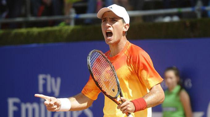 Pedro Cachín, el juvenil que buscará dar el batacazo en el Argentina Open