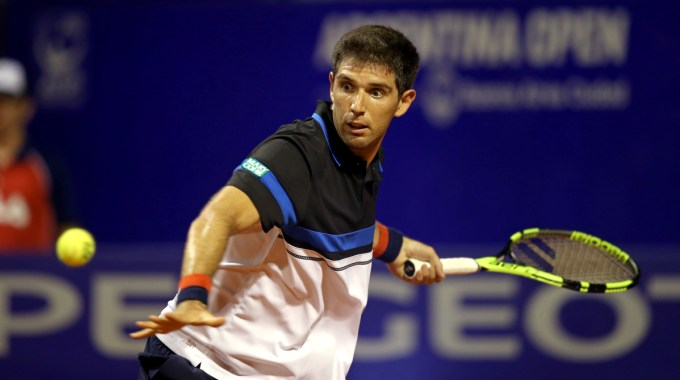 Crédito: Prensa Argentina Open/Sergio Llamera