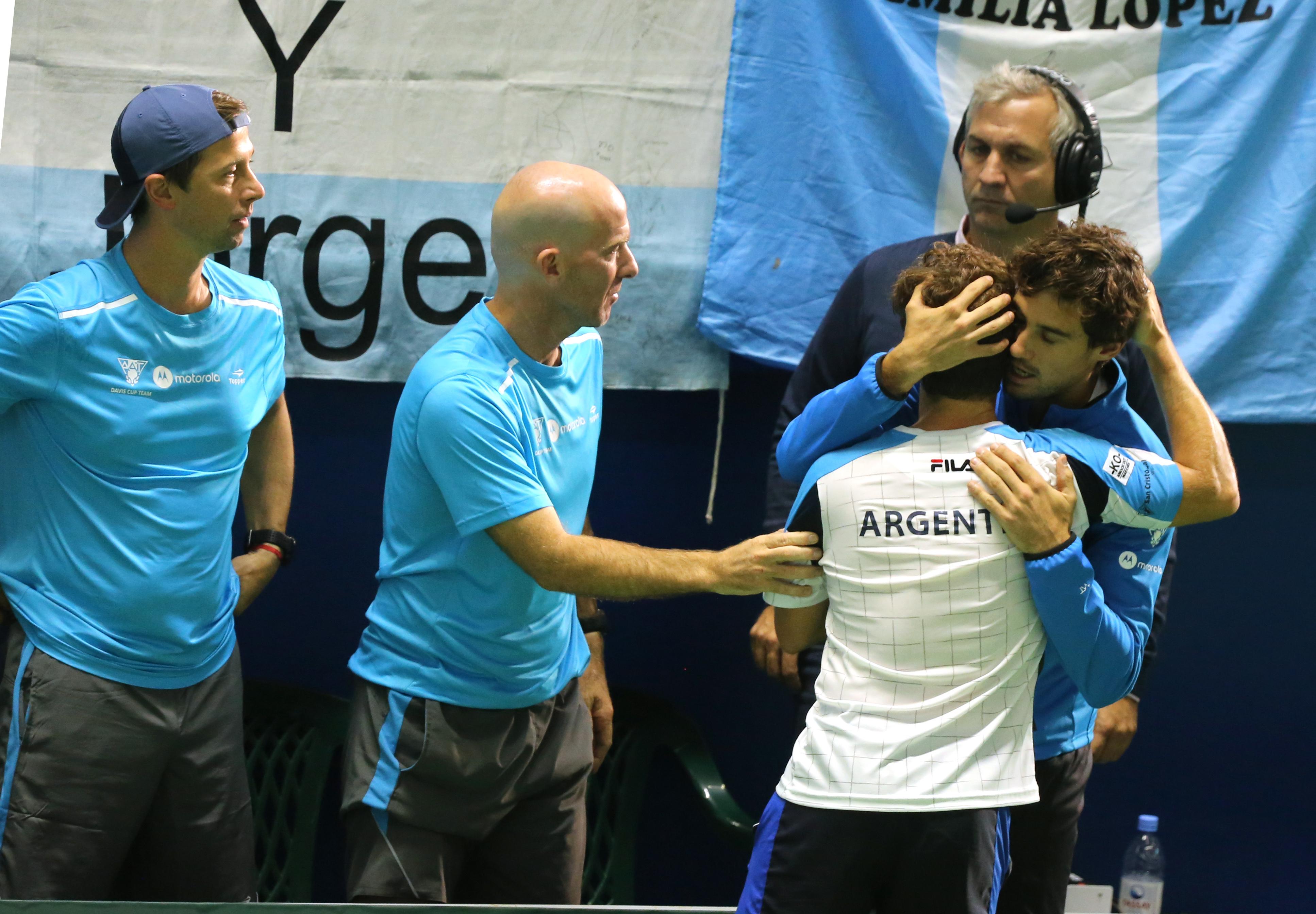 Copa Davis: Argentina será local en su regreso a la zona continental