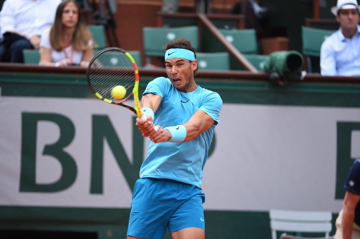 """Rafael Nadal: """"Pensaba que a los 32 años ya estaría retirado"""""""