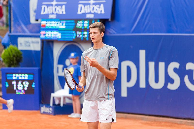 Hubert Hurkacz, la nueva promesa del tenis polaco