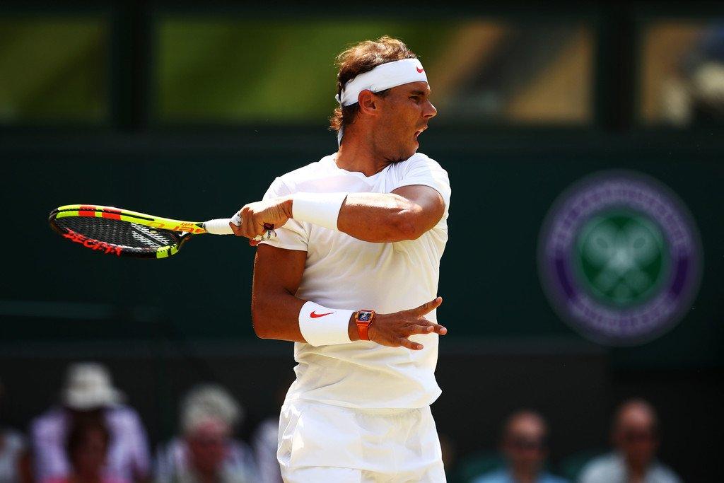 Rafa Nadal avanza a cuarta ronda y se asegura el número uno