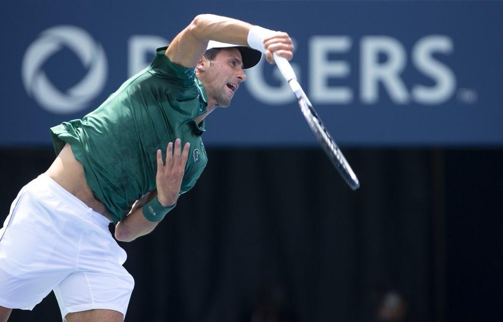 El regreso de Novak Djokovic con triunfo